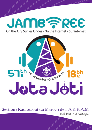 Logo jota section radioscout rabat