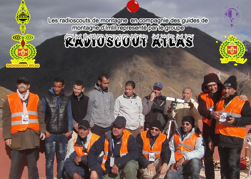 Radioscout de montagne montain radioscout 4