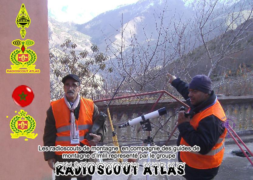 Radioscout de montagne montain radioscout 5